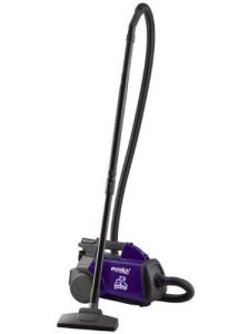 Eureka Mighty Mite Canister 3684F Vacuum with Pet Attachments