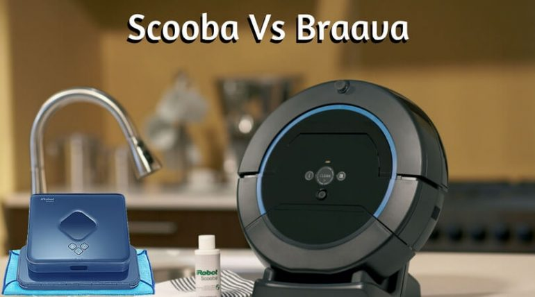 Scooba Vs Braava