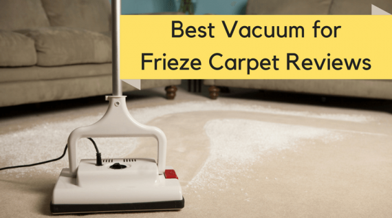 Best Vacuum for Frieze Carpet Reviews
